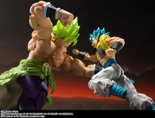 S.H. Figuarts Figure Dragon Ball Kai Super Saiyan God Gogeta & Broly Full Power