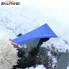 Winter Car Vehicle Snow Ice Scraper SnoBroom Snowbrush Shovel Removal Brush SALE