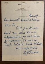 GAR Veteran  Gravestones Document 1887 Bloomington Illinois IL Civil War