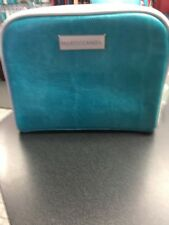 MOROCCAN OIL BLUE COSMETIC BAG, GREAT FOR TRAVEL!!!