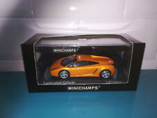 29.07.18.1 Lamborghini gallardo arancio borealis 2004 orange MINICHAMPS 1/43