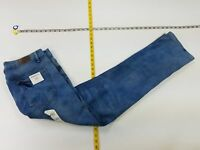 BAMBOO  Regular 20x Denim Jeans  Solid Blue Straight Jeans