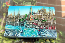 Istanbul, Turkey Tourist Travel Souvenir 3D Resin Fridge Magnet Craft GIFT