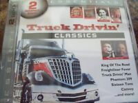 Truck Drivin' Classics by Various Artists (CD, 2012)