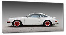 Leinwand Bilder Porsche Oldtimer Ur Carrera RS 2.7 Rot
