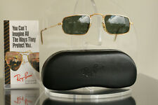 TOP: Bausch & Lomb Ray Ban USA Classic Metal W0982 Gold, BL Vintage