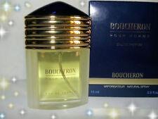 Mignon *✿ BOUCHERON pour HOMME ✿* SPRAY  edp 15 ml mini perfume miniature 2005