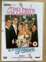 Two Pints Of Lager & A Packet Of Crisps Series 5 British TV Comedy DVD Box Set