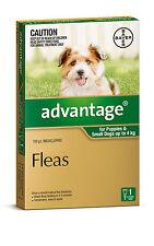 Advantage Flea Treatment for Dogs 4kg 6pk