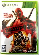 Deadpool (Microsoft Xbox 360, 2013) ~ Brand New