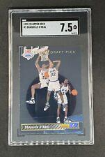 Shaquille O'Neal 1992-93 Upper Deck Rookie Card #1 Draft Pick SGC 7.5 Shaq