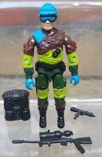 Fuerza de acción/Gi Joe Vintage 1987 Reino Unido exclusivo Luz Baja Sgt matanzas Marauders