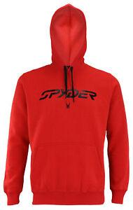 Spyder Men's Signature Hoodie, Color Options