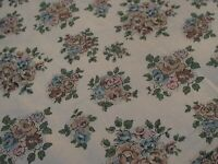 Windham FAMILY TREE COLLECTION Mary Koval 1840 Cream Fabric 3 yards lot!