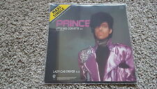Prince - Little red corvette 12'' Disco Vinyl GERMANY WITH PICTURE COVER