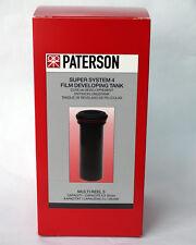 PATERSON ptp117 Super System 4 Multi REEL 5 Film serbatoio in via di sviluppo