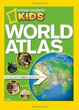 NG Kids World Atlas (National Geographic Kids Worl