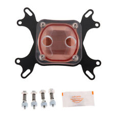 Micro Channel CPU Water Cooling Block for AMD AM2,AM3,AM3+/Intel 775,1150 #3