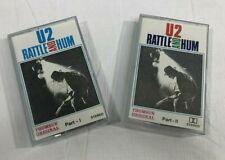 U2 Rattle & Hum Double Cassette Thomsun Original EN-2611