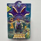 Mighty Ducks 1996 Mallory Martial Arts Master Action Figure New Bad Pack 16071