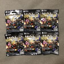 Mega Bloks Construx Halo DKT77 Delta Series 6 Blind Pack lot *New Sealed* Toy
