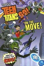 Teen Titans Go! VOL 05: On the Move! by Torres, J.; Various