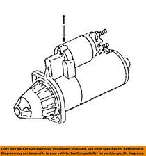 AUDI OEM 07-11 S6-Starter Motor 07C911023H