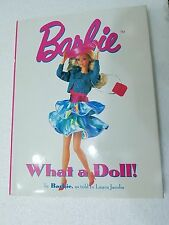 LIBRO BARBIE WHAT A DOLL! - LAURA JACOBS -