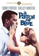 A Patch of Blue DVD (1965) - Sidney Poitier, Elizabeth Hartman, Shelley Winters