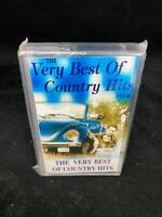 the VERY BEST OF COUNTRY HITS cassette