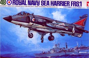 Tamiya 1/48 Hawker Sea Harrier FRS.1 # 61026