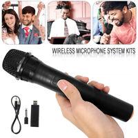 Wireless Karaoke Mikrofon Lautsprecher Handheld Funkmikrofon Mic KTV Microphone