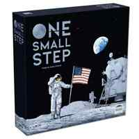 ONE SMALL STEP Game APOLLO 11 KICKSTARTER ED w/EXCLUSIVES NEW/SEALED/SHIP$0/INTL