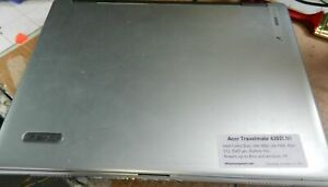 Acer Travelmate 4202LMI  (non working for parts only ) Laptop
