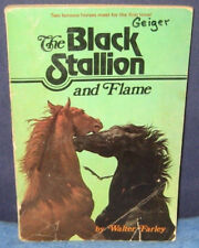 """""""THE BLACK STALLION & FLAME"""" - Famous Series by Walter Farley - 1960 - sc/pc"""