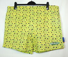LIME GREEN KIWI LADIES CASUAL GENTS SWIMMING SHORTS SPEEDO APPROX 3XL