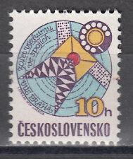 CSSR / Ceskoslovensko Nr. 2504** 30 Jahre Forschungsarbeiten i. Kommunikationsw.