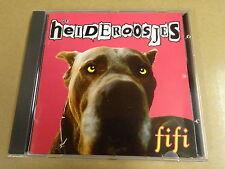 CD / DE HEIDEROOSJES - FIFI
