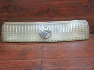 Mercury Sable: 1989, 1990, 1991, CENTER Lighted Grille