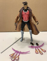 "Marvel Diamond Select X-Men Gambit Action Figure 7"" Loose"