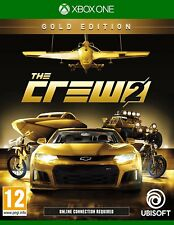 The Crew 2 GOLD Edition XBOX ONE XB1 NEW Release Pre-Order FREE UK p&p