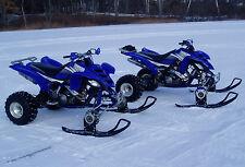ATV Tires to Polaris Skis Conversion Kit for Suzuki LTR-450 LT-Z400 LT-Z250 250R