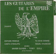 """LES GUITARES DE L'EMPIRE """"ESPOIRS PERDUS"""" 60'S EP CONSUL 2026"""