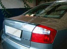 AUDI A4 B6 ( from 2002 ) TRUNK / BOOT SPOILER S4 , S-LINE LOOK !!! NEW !!!