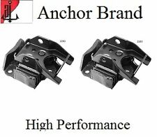 2 PCS Motor Mount Kit For CHEVROLET CAMARO 6.5L 396 Engine 1968-1970