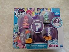 My Little Pony Cutie Mark Crew 5 Pack Party Performers SERIES 2 RARE!!