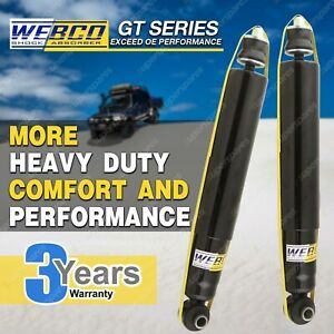 Pair Rear Webco HD Elite Shock Absorbers for VOLVO 960 SERIES 2.9 Wagon excl sls