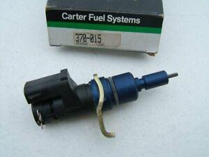 Carter 370-015 Acceleration Sensor / Vehicle Speed Sensor