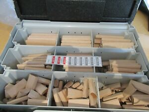 Festool 498204 Beechwood Domino XL Assortment