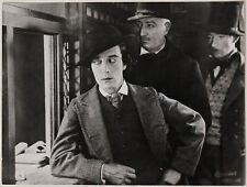 Original 1926 Buster Keaton in The General, printed later